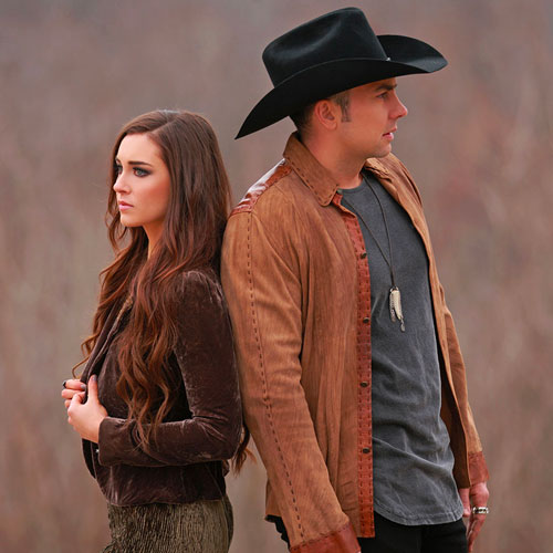 Custom WordPress web design for country music duo Austin's Rose in Nashville, Tennessee.