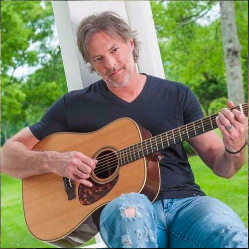Custom WordPress web design for country music artist Darryl Worley in Nashville, Tennessee.