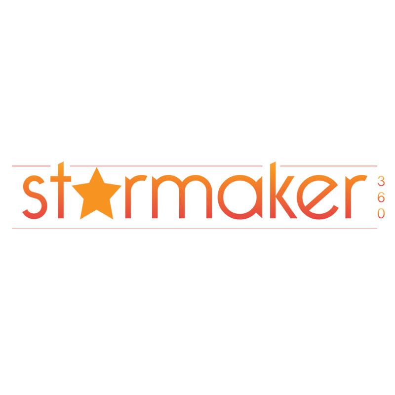 Custom WordPress website design and hosting for Starmaker 360 by Jim Halsey.