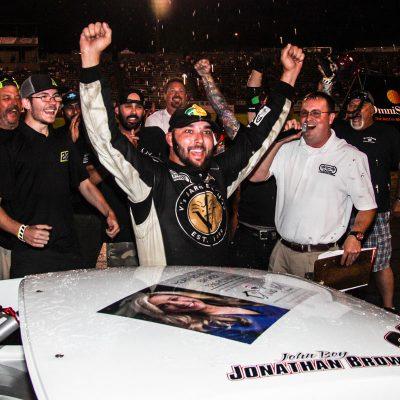 Jonathan Brown Racing
